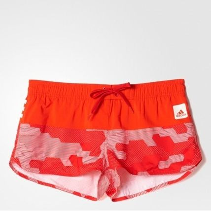 (アディダス) ADIDAS Women's Swim NGA CB Shorts AJ7926