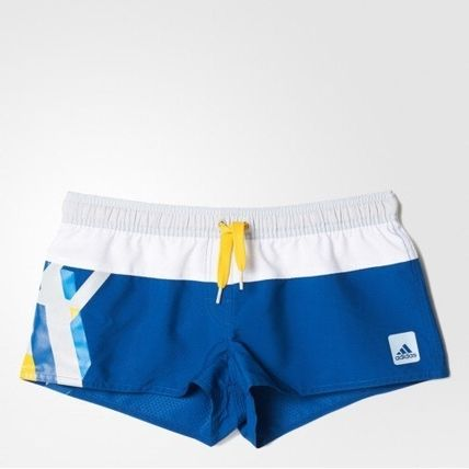 (アディダス) ADIDAS Women's Swim BG2 Shorts AJ7942