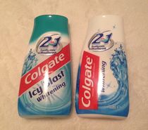 Colgate♡whitening 2in1 toothpaste 2本set