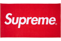 非売品ビーチボール付 12S/S Supreme Beach Towel Red