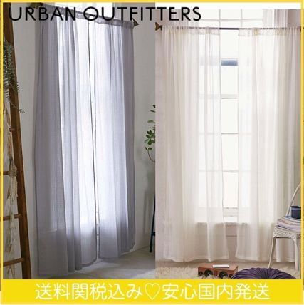 Urban Outfitters popular gauze curtains