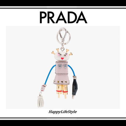 1617AW◇トリック チア Robot Key Holder◇PRADA