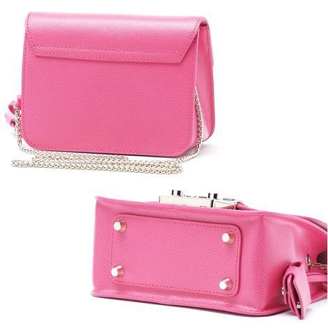 16秋冬新作☆FURLA☆ METROPOLIS Crossbody Mini バッグ PINKY♪