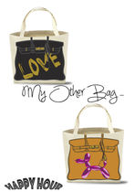 My Other Bag(マイアザーバッグ) トートバッグ 【My Other Bag マイアザーバッグ】エコトートバッグ セレブ愛用