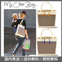 【My Other Bag マイアザーバッグ】エコトートバッグ セレブ愛用