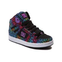 DC Shoes(ディーシーシューズ) メンズ・シューズ Youth/Tween DC Rebound Skate Shoe[送料込み]  Multi/Kaleidosc