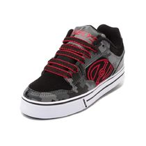 メンズ・シューズ Youth/Tween Heelys Motion Skate Shoe[送料込み]  Gray/Black/R