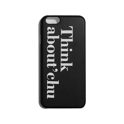 iPhone・スマホケース 「LuckyMe LuckyYou」 シンクアバウト ThinkAbout(5)