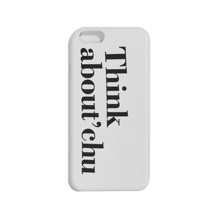 iPhone・スマホケース 「LuckyMe LuckyYou」 シンクアバウト ThinkAbout(6)