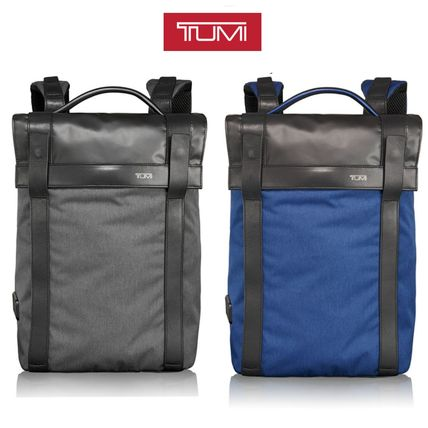 TUMI ◆ バックパック KENT FLAP BACKPACK