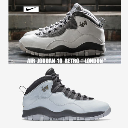 NIKE☆AIR JORDAN 10 RETRO☆LONDON☆レトロ★25~30cm