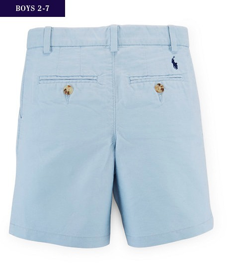 新作♪ 国内発送 2色 COTTON OXFORD SHORT boys 2~7