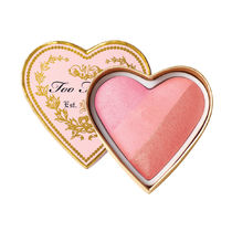 Too Faced トゥフェイス ハートが可愛いチーク Candy Glow