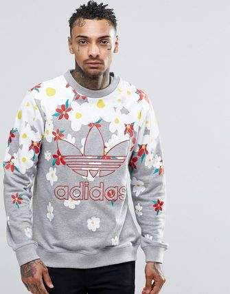 adidasOriginals Pharrell DaisyトレーナーAO2984【関税送料込】