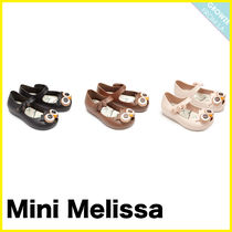 【Melissa】メリッサ Ultragirl V Owl Mary Jane Flats