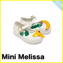 【Melissa】Todd Furadinha IX Banana Perforated Mary Jane