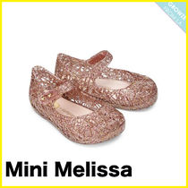 【Melissa】メリッサ Dance Machine Glitter Mary Jane Flats