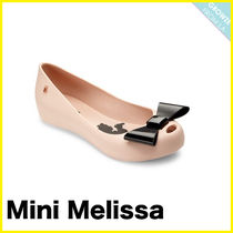 【Melissa】メリッサKid's Ultragirl Alice In Wonderland Flats