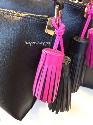 kate spade new york ショルダーバッグ・ポシェット 【kate spade】7月新作☆pepperタッセル付ポシェットblack(2)