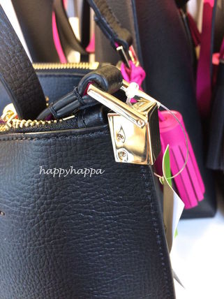 kate spade new york ショルダーバッグ・ポシェット 【kate spade】7月新作☆pepperタッセル付ポシェットblack(4)