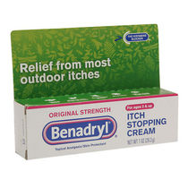 ベナドリル★Benadryl Original Strength Itch Stopping Cream