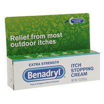 ベナドリル★Benadryl Extra Strength Itch Stopping Cream
