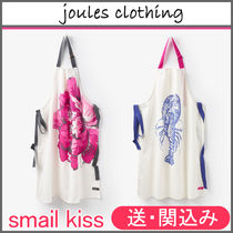 Joules Clothing(ジュールズ クロージング) エプロン Joules Clothing★プリントエプロン2柄/国内発送16ss