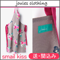 Joules Clothing(ジュールズ クロージング) エプロン Joules Clothing★小花フラワープリント/国内発送16ss