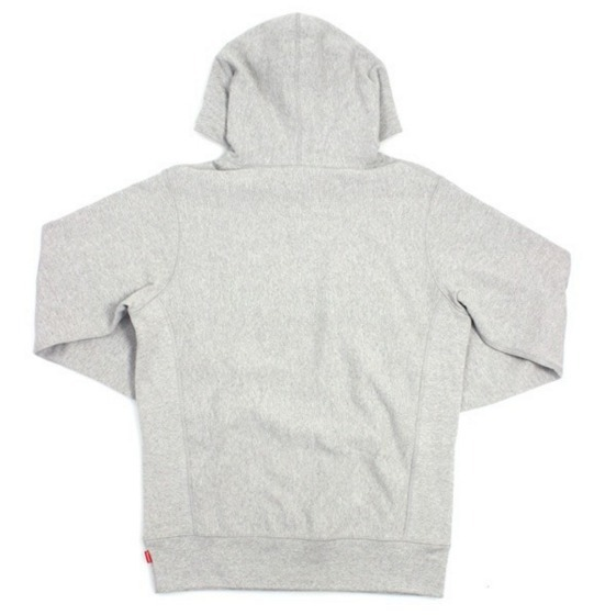 在庫有り★送料込み★Supreme Kids 40oz Hooded Sweatshirt Grey