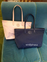 SALE! TORY BURCH★Nylon large tote 軽量&便利 A4ファイル収納