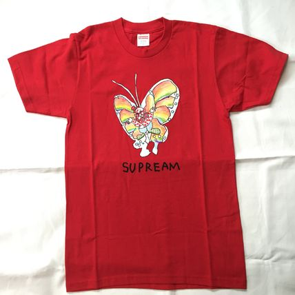 16ss Supreme Gonz Butterfly Tee Tシャツ
