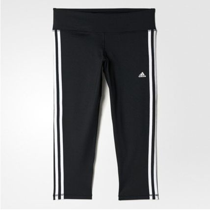 (アディダス) ADIDAS Women's TRAINING BASIC 3/4 TIGHTS AJ9370