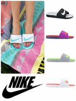 日本未発売!!【Nike Benassi Women's Solarsoft Slide Sandals】