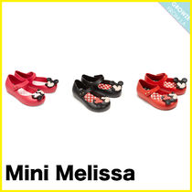 【Melissa】メリッサ Ultragirl Disney Twins Mary Jane Flats