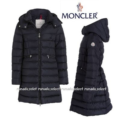 MONCLER キッズアウター 【関税込】AW新作☆Charpal☆大人も着れる12A 14A♪人気のNavy!!