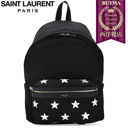 16/17秋冬入荷!┃SAINT LAURENT┃'HUNTING' BACKPACK