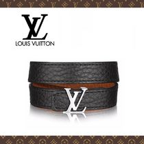 2016新作☆LOUIS VUITTON☆BRACELET REVERSIBLE LV INITIALES