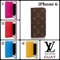 注目!!★Louis Vuitton★Monogram IPHONE 6ホルダー☆