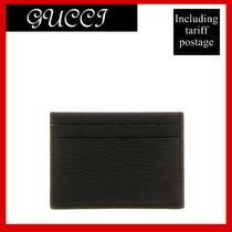 GUCCI(グッチ) カードケース 【関税送料込】グッチ☆Gucci Swing leather card case