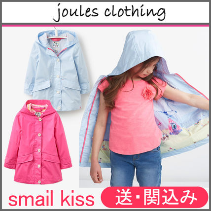 Joules Clothing★レインコートキッズ2色/国内発送