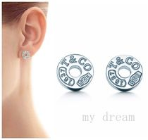 日本未入荷【Tiffany & Co】Tiffany 1837 CIRCLE EARRINGS♪