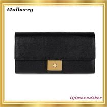 【国内発送】Mulberry/Cheyen Leather Wallet【関税送料込】
