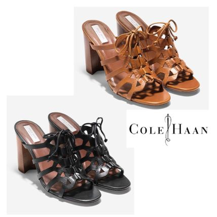 Sale★【Cole Haan】サンダル★Claudia High Sandal