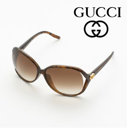 Asian Fit ☆Gucci☆ LOVELY GG サングラス♪