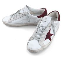 【関税負担】 GOLDEN GOOSE 16AW SUPERSTAR WHITE/PURPLE SUEDE