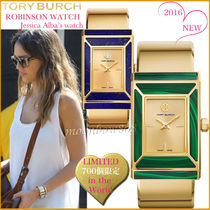 【Limited Edition☆世界700個限定】Tory Burch☆ROBINSON WATCH