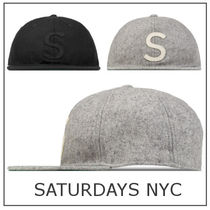【関税込】SATURDAYS SURF NYC◆Rich Tonal キャップ 2カラー