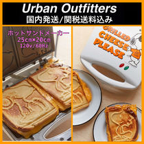Urban Outfitters(アーバンアウトフィッターズ) 調理器具 ◆Urban Outfitters◆スヌーピー型ホットサンドメーカー国内発送