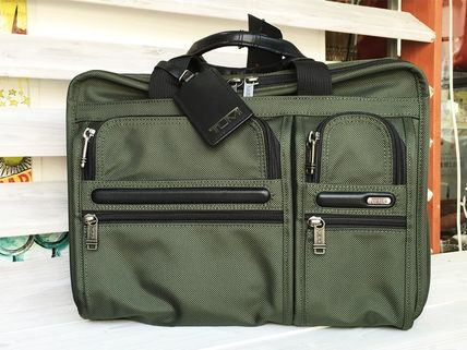 =TUMI= Expandable Organizer Computer Brief 【国内発送】