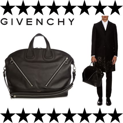 GIVENCHY(ジバンシィ) Nightingale leather holdall bag バッグ